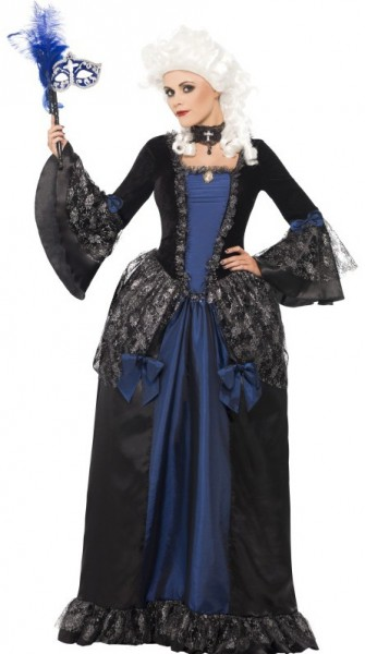 Barockes Elegantes Kleid