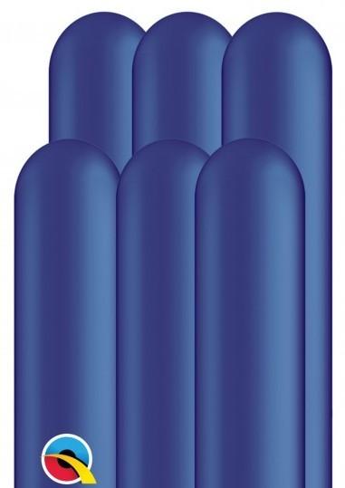 100 palloncini modellabili 260Q blu scuro 1,5m