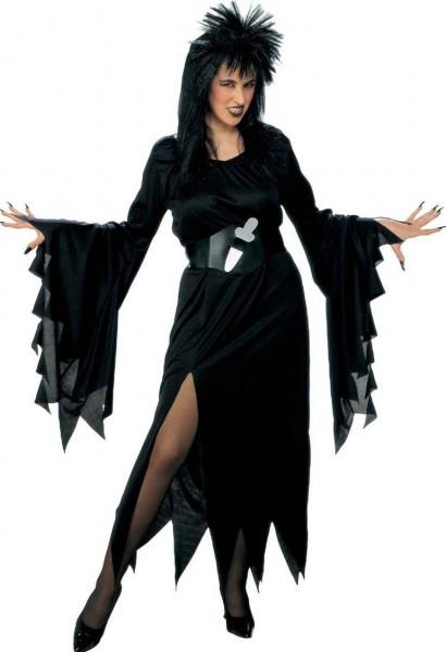 Zauberin Kostüm Fetzenkleid Schaurige Dame