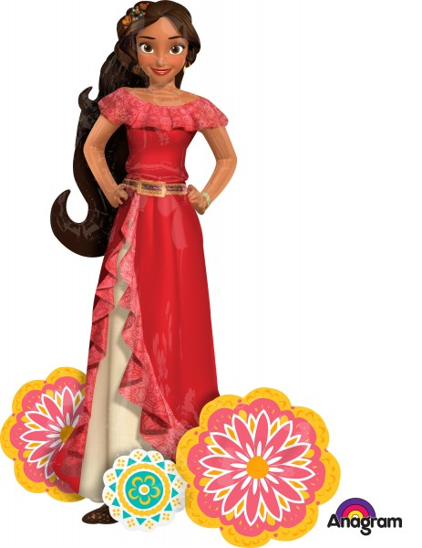 Airwalker Elena z Avalor XXL