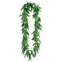 Grüne Hanf Blätterkette