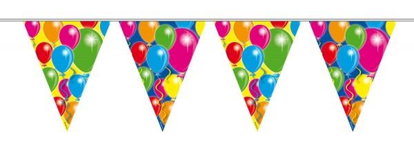 Spectacular Birthday Wimpelkette 10m