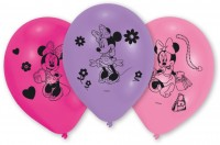 10 Minnie Mouse Zauberhafte Welt Ballons