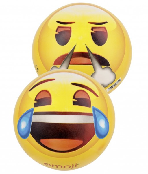Emoji Ball Spaß & Wut 23cm