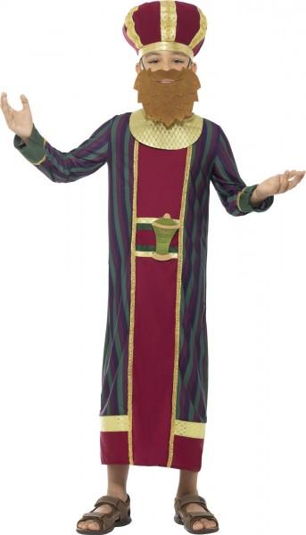 Casparius Königskostüm Für Kinder