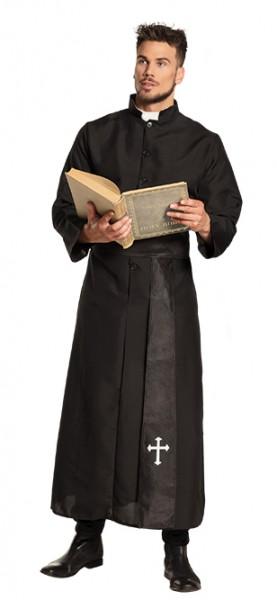 Predicatore Johannes Pfarrerkostüm