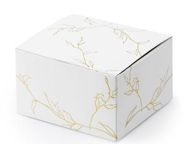 10 Harmony gift boxes 6 x 3.5 x 5.5cm