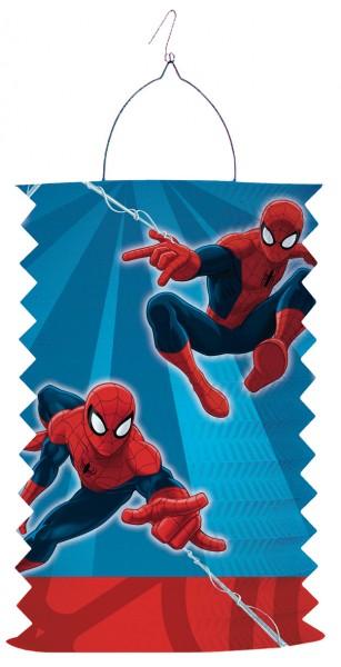 Spiderman On a Mission Zuglaterne 28cm