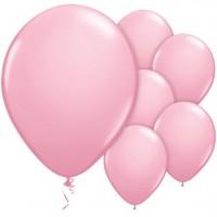 100 Hellrosa Luftballons Passion 28cm
