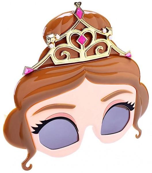 Prinzessin Belle Partybrille
