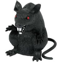 Bösartige Deko-Ratte 15cm