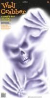 Skelett Wandsticker 61 x 30,5cm