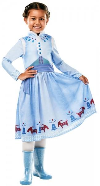 Frozen Prinzessin Anna Winterkleid