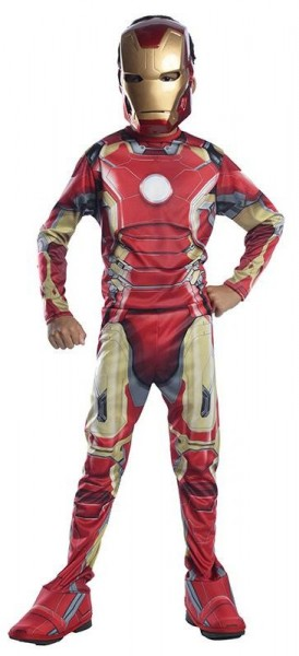 Iron Man Mark 43 Kinderkostüm