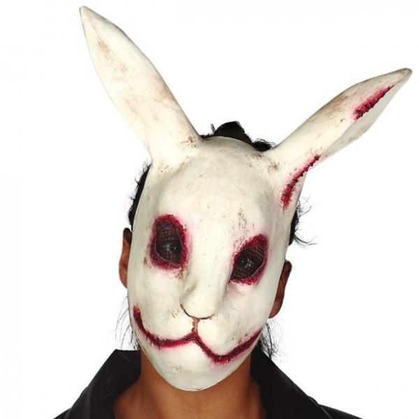 Mörder Kaninchen Maske
