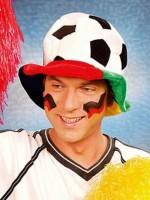 Fußball Fan Mütze für Erwachsene