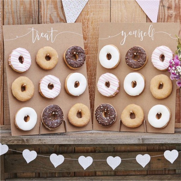 2 donut walls treat yourself