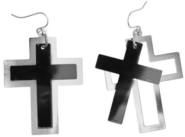 Kirchliche Nonnenohrringe