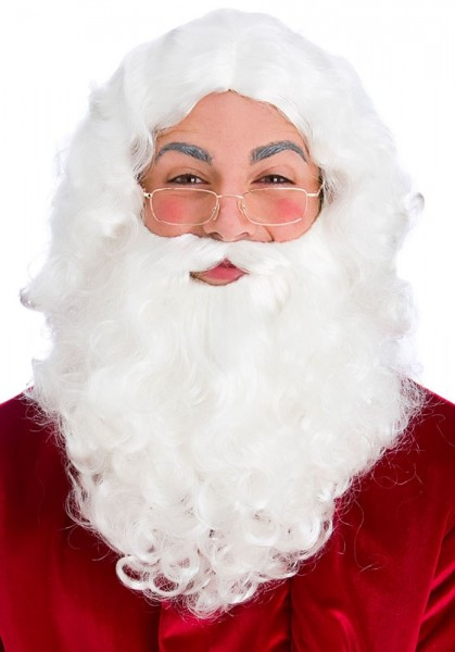 Ensemble Père Noël 3 pièces X-Mas