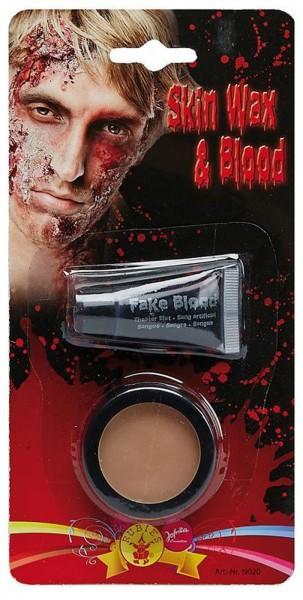 Blut & Narben Modellierwachs