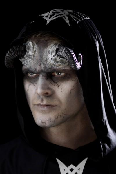 Special Dämonenhörner Make Up