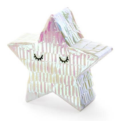 Gwiazda Mini Pinata świeci 10,5 cm