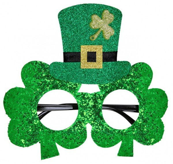 Peddy St. Patricks Day Partybrille