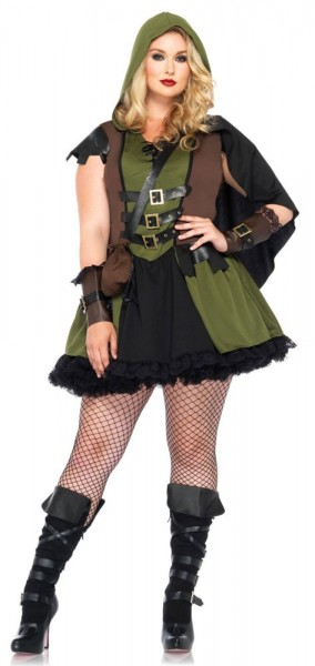 Banditin The Forest Ladies Costume