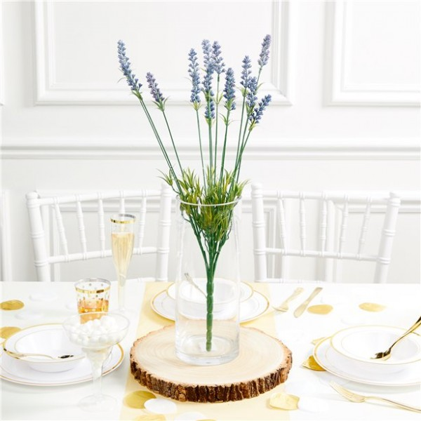 Lavendel Blumendeko Lila