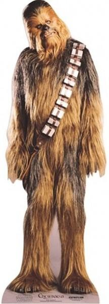 Star Wars Chewbacca Pappaufsteller 96cm