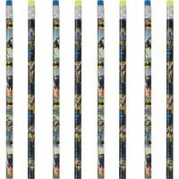 8 Batman Hero Bleistifte