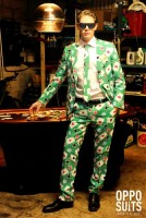OppoSuits Partyanzug Poker Face