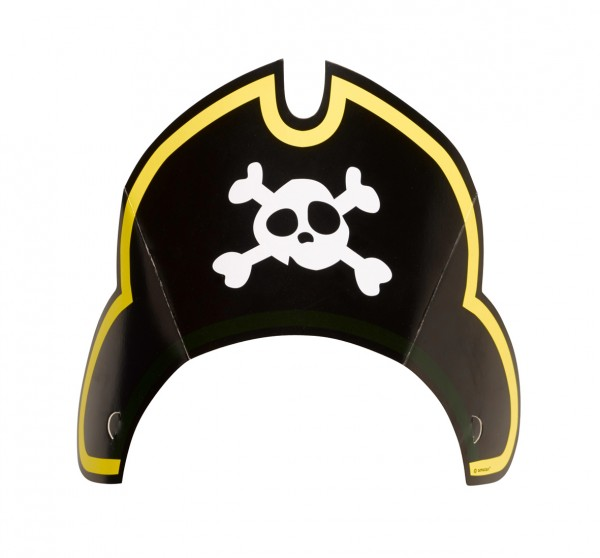 8 Cute pirate sailor hats