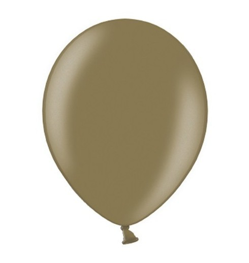 100 Luftballons Cappuccino 27cm