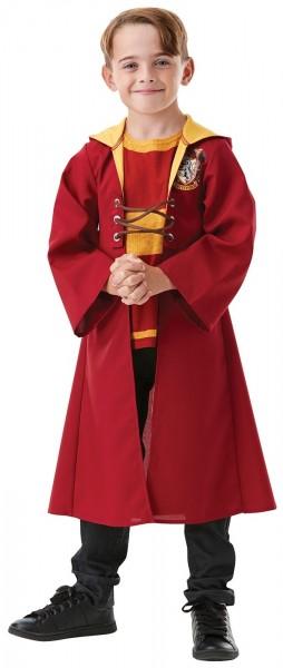 Harry Potter Quidditch Kostüm für Kinder