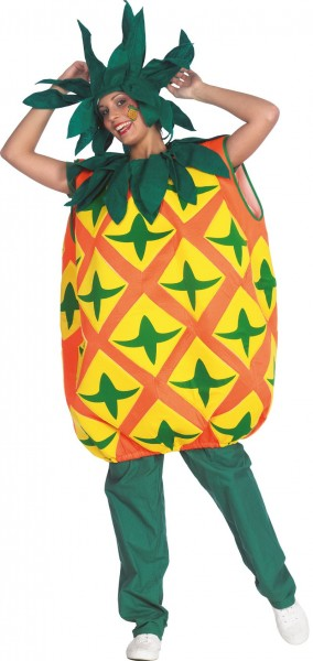 Crazy Ananas Kostüm