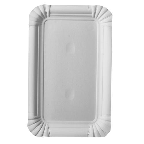 25 FSC plates Donizetti square 10 x 16cm
