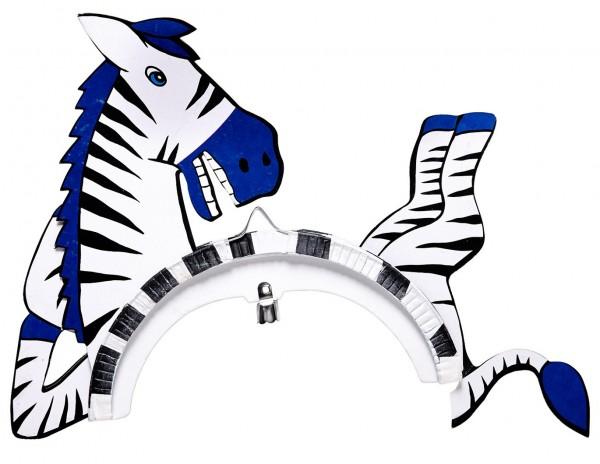 Zebra Laterne 42cm