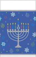 Hanukkah Tischdecke 2,43 x 1,37m