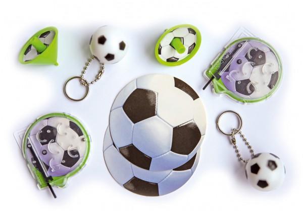 Fußball Game Time Mitgebsel 24-teilig