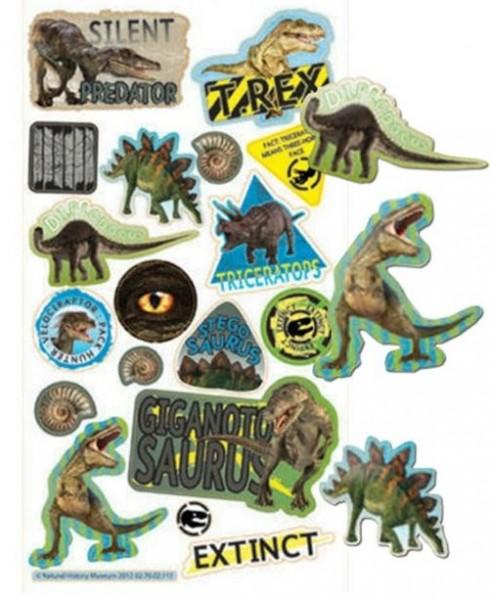Dinosaurier Park Sticker