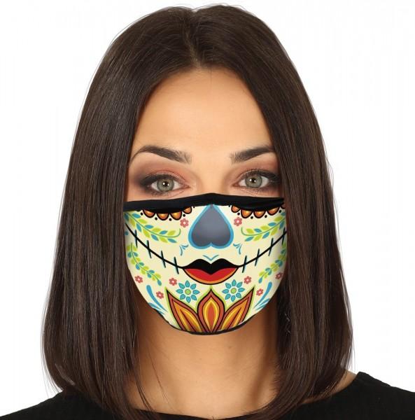 Masque nez bouche Catrina