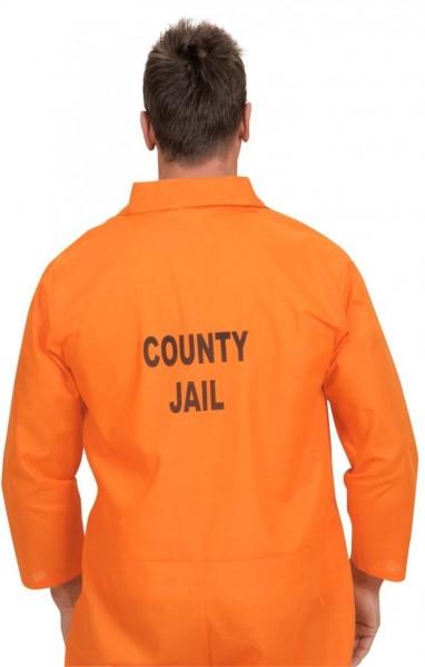 Gefängnisinsasse Herrenkostüm