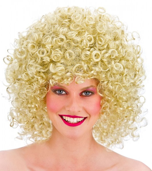 Blonde Tally Lockenpracht Perücke