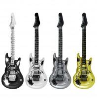 Aufblasbare Rock n Roll Gitarre 106cm