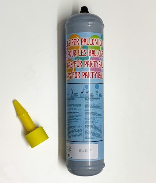 Botella de helio 10l