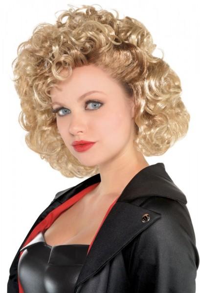 Grease Sandy Blonde Wig Ladies