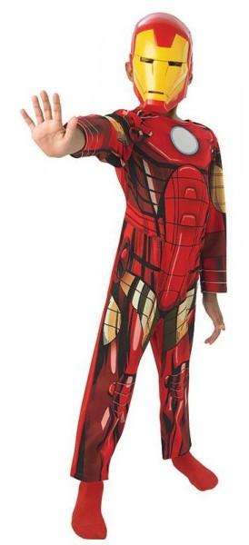 Iron Man Avengers Kinderkostüm
