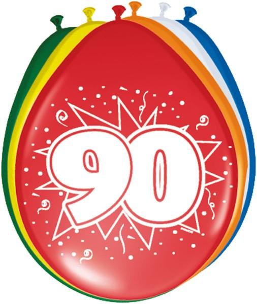 8 Fun to be 90 Luftballons