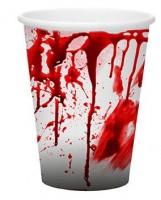 8 Massaker Party Pappbecher 200ml